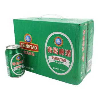 青岛啤酒(330ml*12)/件