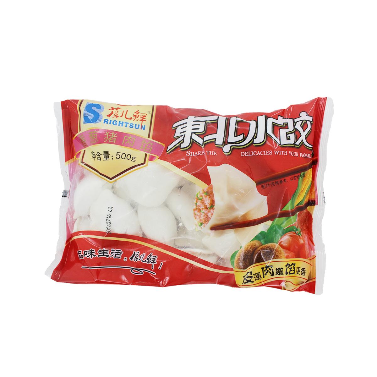 倍儿鲜灌汤水饺500g